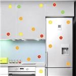 Adesivo Decorativo de Cozinha - Cítrico - N1213