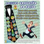 Adesivo Decorativo Gravata do Noivo - 30 Unidades