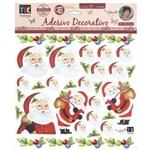 Adesivo Decorativo Papai Noel By Mamiko - TDM12 - 20473 - Toke e Crie