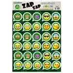 Adesivo Decorativo Zap Zap - 30 Unidades