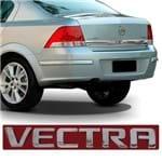 Adesivo Emblema Letreiro do Porta Malas Vectra 2006 a 2011