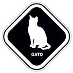 Adesivo Gato