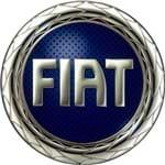 Adesivo para Chave Canivete Fiat Azul