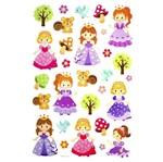 Adesivo Plock Delicado Toke e Crie Ad1865 Princesas