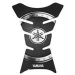 Adesivo Protetor Tanque Moto Tank Pad Yamaha Roda Carbono
