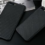 Adesivo Protetor Traseiro para Celular - Skin Carbon Fiber Preto - Samsung Galaxy S8 Plus
