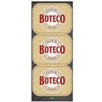 Adesivo Retangular Boteco 12 Unidades Festcolor