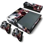 Adesivo Skin para Xbox One-Console e Controles