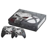 Adesivo Skin Xbox One SLIM Justiceiro The Punisher