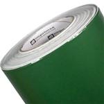 Adesivo Verde Escuro Recorte Móveis Geladeira 1X1M