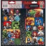 Adesivos Decorados Avengers (294535)