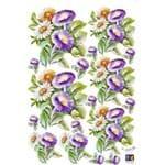 Adesivos Decorativos Flores e Jardim Ref.21047-TDM28 Toke e Crie