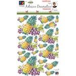 Adesivos Decorativos Toke e Crie Abacaxi By Mamiko - 21043 - Tdm24