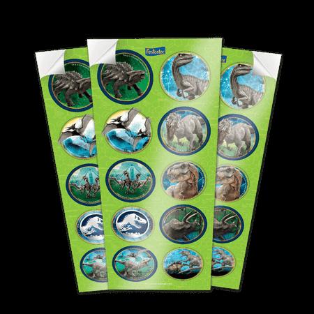 Adesivos Jurassic World