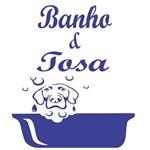 Adesivos Parede Banho e Tosa Pet Shop Vidro Cachorro Gato