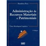 Administração de Recursos Materiais e Patrimoniais - 5ª Ed. 2008
