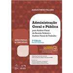 Administracao Geral e Publica para Afrf e Aft - Metodo