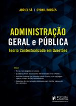 Administração Geral e Pública-teoria Contextualizada em Questões (2018)