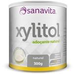 Adoçante Natural Xylitol Sanavita 300g