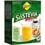 Adoçante Sostevia 50 Sachês X 30g Lowcucar