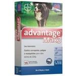 Advantage Max3 (4,0ML) Acima 25KG