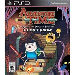 Adventure Time Explore The Dungeon Because I Don'T Know! - PS3