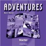 Adventures Starter Cd