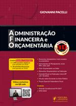 AFO - Administração Financeira e Orçamentária - 3D (2018)