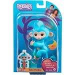 Agarradinho Interativo Baby Monkey Azul e Verde