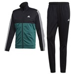 Agasalho Adidas Back 2 Basics 3 Stripes Masculino