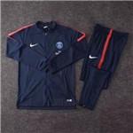 Agasalho Paris Saint Germain Psg Azul Marinho Tamanho G Novo Blusa e Calça