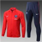 Agasalho Paris Saint Germain Psg Vermelho C/ Azul Tamanho G Novo Blusa e Calça
