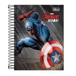 Agenda 2019 Tilibra Avengers 176 Folhas