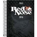Agenda Diária 2016 Red Nose Pit Bull - Tilibra