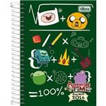 Agenda Diária Adventure Time Fundo Verde 2016 - Tilibra