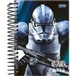 Agenda Diária Star Wars Arma Jandaia 352 Páginas Capa Dura - 12 Meses