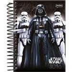 Agenda Diária Star Wars Personagens Jandaia 352 Páginas Capa Dura - 12 Meses