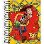 Agenda Escolar 2016 Toy Story Fundo Amarelo - Tilibra