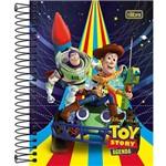 Agenda Escolar 2016 Toy Story Fundo Pista com Carro - Tilibra
