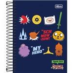 Agenda Espiral Diária Adventure Time 2019 Tilibra