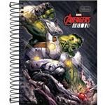 Agenda Espiral Diária Avengers 2019 Tilibra