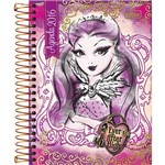 Agenda Feminina Ever After High Fundo Roxo 2016 - Tilibra