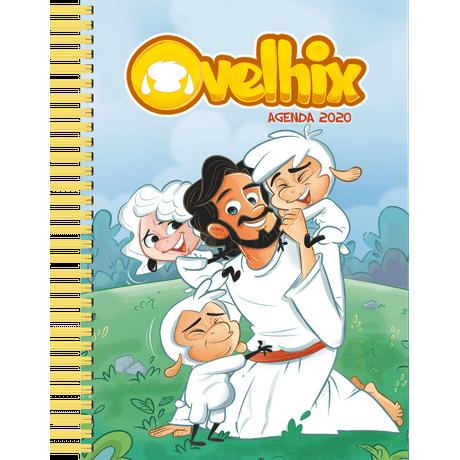 Agenda Ovelhix 2020 | Capa Dura Almofadada