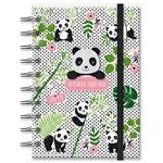 Agenda Pequena Panda 2019 - 95x135mm