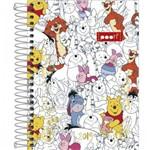 Agenda Urso Pooh Espiral 2019 M4 Tilibra