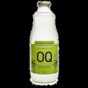 Agua de Coco OQ Natural 1L