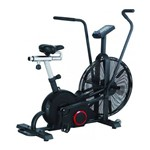 Air Bike Oneal Profissional Resistência a Ar Tp920 Preta C/prata