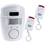 Alarme Asantos Sensor C/2Contr.Rem