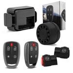 Alarme Automotivo Positron Keyless Kl360 Universal Funções Pânico Presença e Bloqueio Progressivo