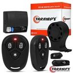 Alarme Carro Automotivo Taramps para Veículo Tw20 com 2 Controles - Desliga Som